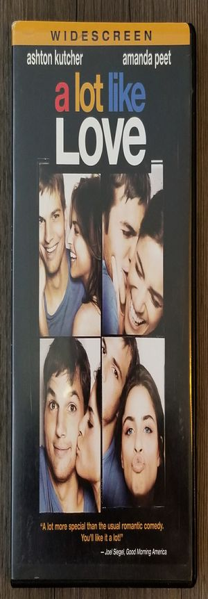 A Lot Like Love (DVD, 2005, Widescreen English/French/Spanish), Used for Sale in Denver, CO