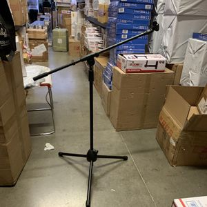 Microphone BOOM stand Mic Clip FREE for Sale in Corona, CA