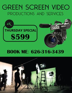 Music video shoot for Sale in Altadena, CA
