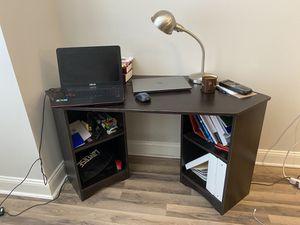 Study desk & desk lamp for Sale in Washington, DC