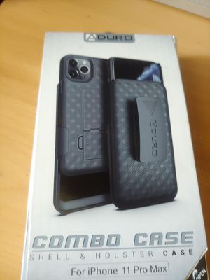 Iphone 11 pro max case for Sale in Greenville, SC