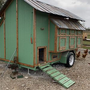 Portable Chicken Coop for Sale in Houston, TX