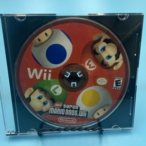 Wii New Super Mario Bros Wii for Sale in Watsonville, CA