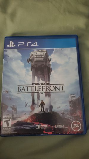 Star Wars Battlefront PS4 for Sale in Ninety Six, SC