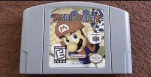 N64 - Nintendo 64 - Mario Party for Sale in Struthers, OH