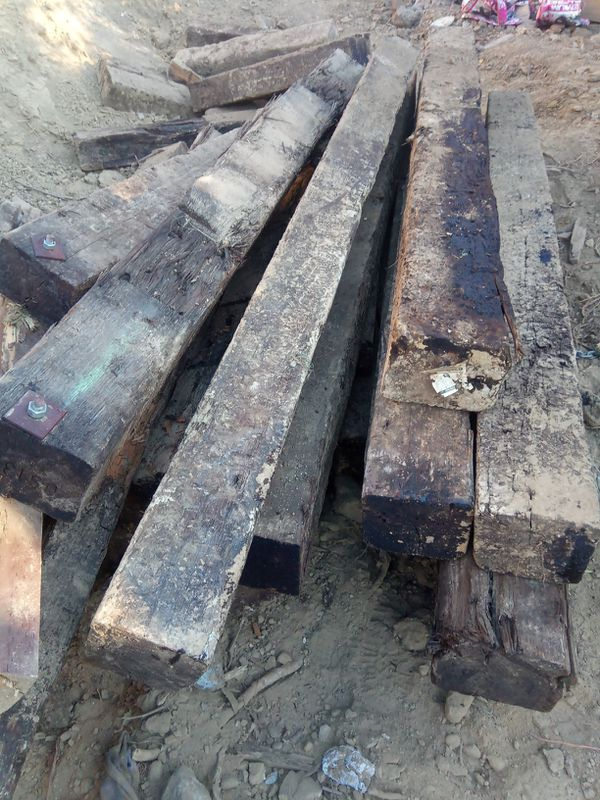Railroad Ties For Sale In Los Angeles Ca Offerup