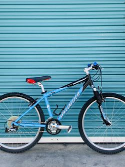 ✈️💎 Sky Blue Specialized Rockhopper 💎 Size Small for Sale in Los Angeles,  CA