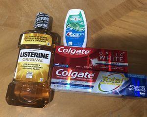 Oral hygiene bundle for Sale in Lauderhill, FL
