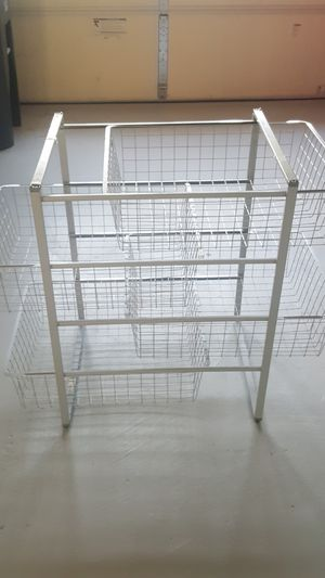 Ikea anthonius storage shelf container for Sale in Centreville, VA