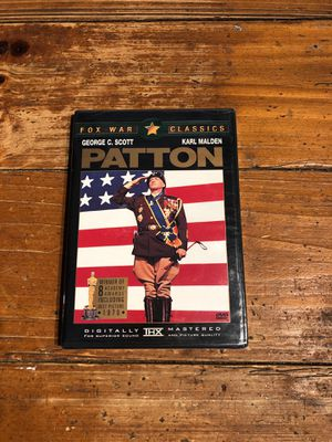 Patton DVD (2001) for Sale in LAKE LINCOLND, NY