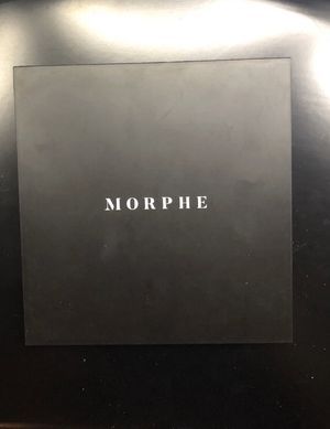 Morphe Eyeshadow pallete 25A for Sale in Broken Arrow, OK