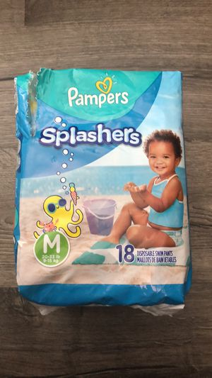 Pampers Splashers for Sale in Poway, CA