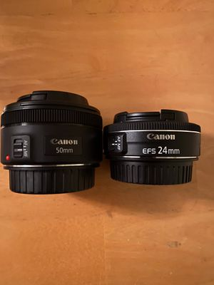 Canon lenses for Sale in North Olmsted, OH