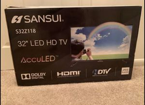 """Sansui 32"""" LED TV for Sale in Fairfax, VA"""