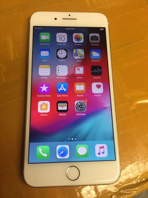 Att iPhone 7+ 32gb Gold White for Sale in San Jose, CA