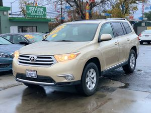 2012 Toyota Highlander SE Fully Loaded Clean Title Low Price Guarantee $12999 for Sale in Byron, CA