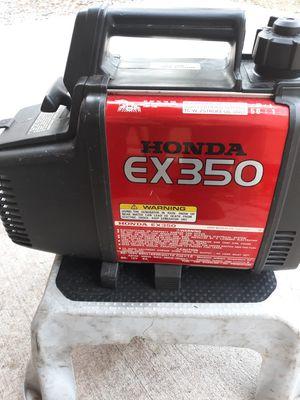 Vendo planta. Honda pequeña. De 350 was usada en buena. Condisione for Sale in NO BRENTWOOD, MD