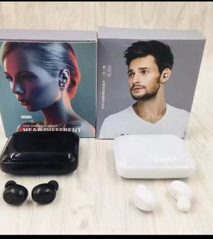 F9-3 Wireless Bluetooth Earbuds in-Ear Stereo TWS Bluetooth Headset Wireless Earphones True Wireless Bluetooth Earbud for Sale in Brier, WA