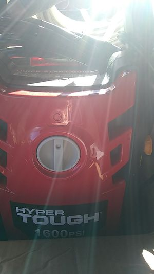 Hyper tough pressure washer brand new for Sale in San Francisco, CA