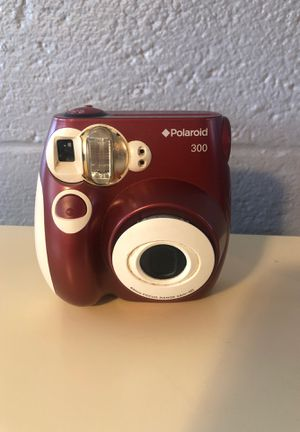 Poloroid 300 instant camera for Sale in Valley View, OH