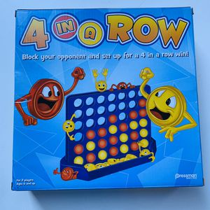 Brand New Sealed 4 in a Row Family Board Game for Sale in Chicago, IL