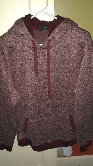 Men's hoodies jackets and t shirts great condition for Sale in Clinton Township, MI