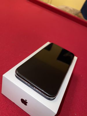 iPhone X 256 GB Space Gray Excellent Condition for Sale in West Nyack, NY