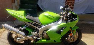 2002 Kawasaki Ninja ZXR for Sale in Washington, DC
