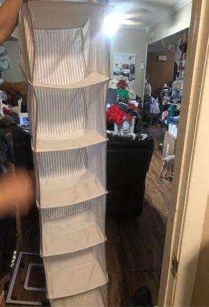 Closet organizer for Sale in San Antonio, TX