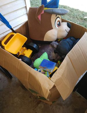 Toy box filler for Sale in Charleston, AR
