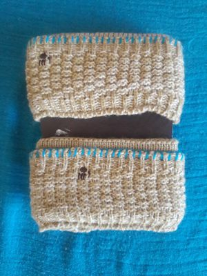 brand new 3 pieces hat scarf end boot cuffs for Sale in Trumbull, CT