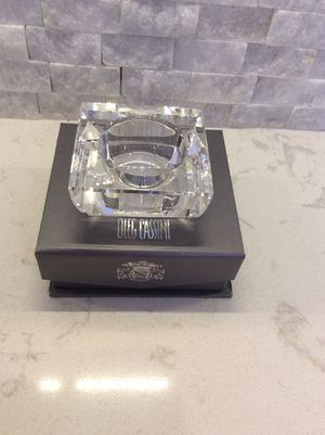 Crystal candlestick new for Sale in Miramar, FL