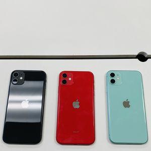 IPhone 11 Unlocked Plus Warranty for Sale in Bowie, MD