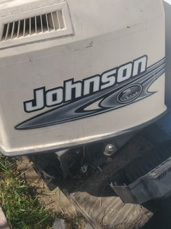 Johnson 225 Out Board Outboard Boat Motor Engine Power Head for Sale in Hacienda Heights,  CA