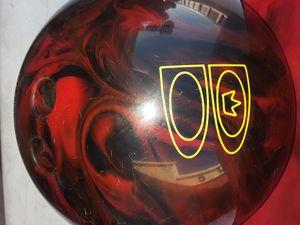 Brunswick. Wild Fire JG17069 Bowling Ball for Sale in Fresno, CA