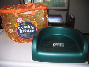 BabySmart Cooshie Booster for Sale in New Brighton, MN