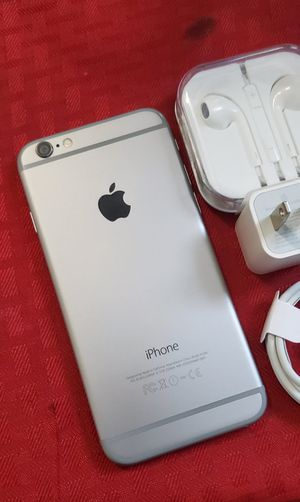 iPhone 6, ∆ Factory Unlocked & iCloud Unlocked.. Excellent Condition, Like New... for Sale in Springfield, VA