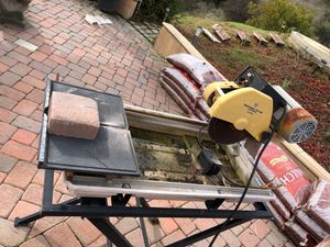 Tile saw for Sale in Colton, CA