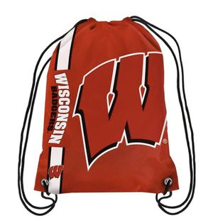 Wisconsin string backpack for Sale in Rio Linda, CA