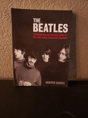 The Beatles. The Illustrated and Updated Edition of the Bestselling Authorized Biography. for Sale in Puyallup, WA
