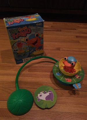 Pop goes froggio kids toy/game for Sale in Staten Island, NY