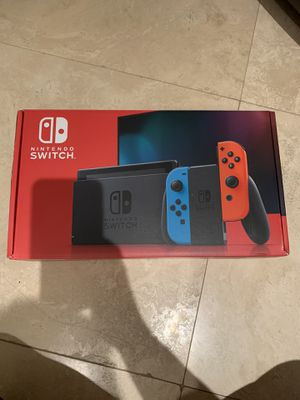 Nintendo Switch Console - New in sealed box for Sale in Industry, CA