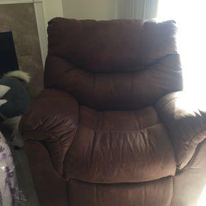 Rocker/recliner for Sale in Ellicott City, MD