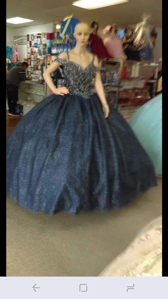 Quincenera dress
