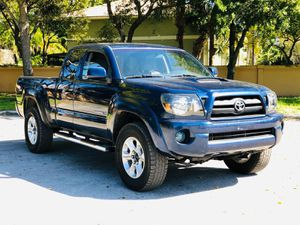 2007 TOYOTA TACOMA 4X4 *****TRUCK MUST GO TODAY***** for Sale in Hollywood, FL