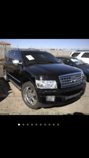 2008 Infinity qx56 Parts Only for Sale in Phoenix, AZ