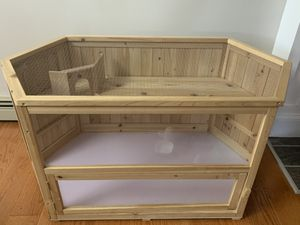 Hampster cage w/extras for Sale in Lynn, MA
