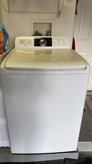 Matching Samsung top load washer and electric dryer you pick up for Sale in Ewa Beach, HI