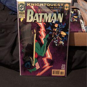 DC Comics Knightquest The Crusade Batman 872 for Sale in Mount Prospect, IL