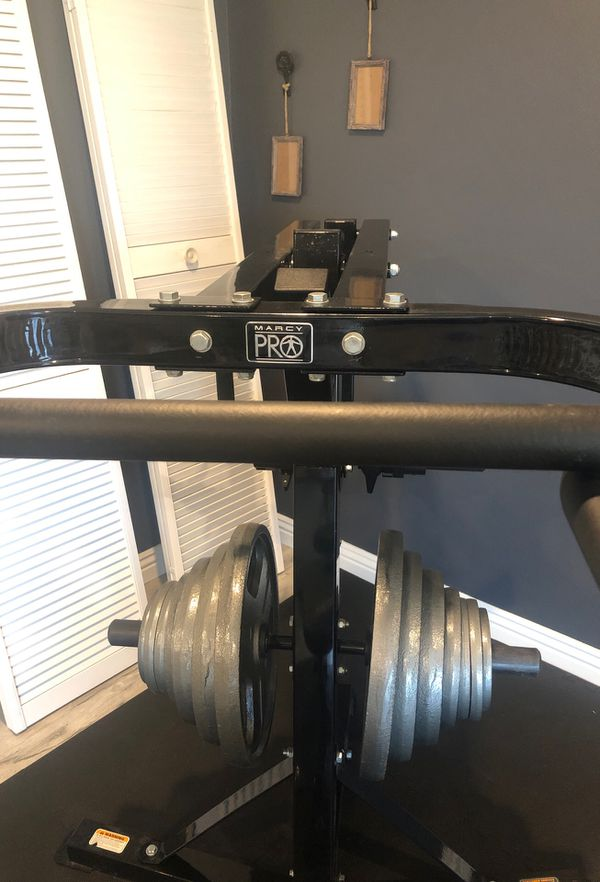 Marcy Pro Home Gym